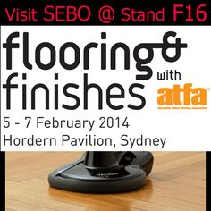 Want to know what's best for wood floors? See the SEBO Polisher in action here!