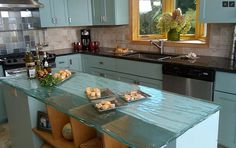 Top 10 Kitchen Countertops: Prices, Pros & Cons #remodeling #countertops #Kitchen #Design