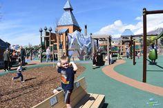 All Together Playground | Orem City Center Park