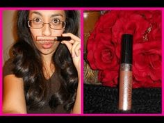 NYC NEW YORK COLOR LIQUID LIPSHINE..love it..check out my vid..thanks!!