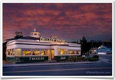 U.S. Route 40 - Diners - California