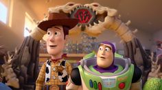 TOY STORY THAT TIME FORGOT: AN APPRECIATION - Woody & Buzz Lightyear