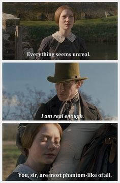 Jane Eyre one of.my favorite movies of all time, as well as literature. <3 bronte sisters.