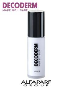 Decoderm Make Up Care DIAMOND RADIANT PRIMER Una prebase con una consistencia suave y aterciopelada, indispensable antes del maquillaje, para despertar la luminosidad natural del rostro y reducir imperfecciones y discromías. Un fluido ligero y aterciopelado que prepara la piel para el maquillaje, uniformando el colorido, facilitando la aplicación del maquillaje y prolongando su duración. Pareben Free, Fragrance Free.