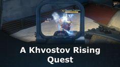 Destiny Rise Of Iron A Khvostov Rising Quest