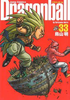 """""""Dragonball Kanzenban, Vol. 33"""""""