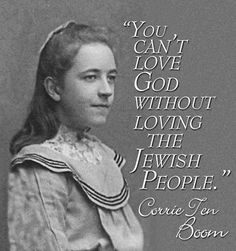 Corrie Ten Boom Quotes | Conversations Against Judaism | Journey to Messiah