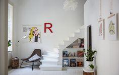 다채로운 색으로 집에 변화를 주는 아이디어