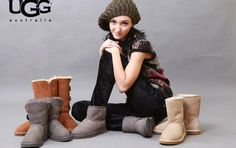 Ugg boots are half off. Choose the best one for winter.#winter shoes #ugg #women fashion