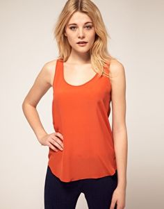FCUK Silk Cami. Can be found here: http://us.asos.com/pgeproduct.aspx?iid=1962597