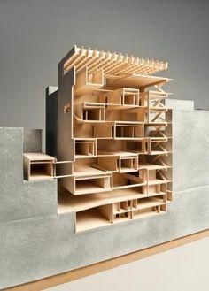 欧洲六校联合设计:那不勒斯 Fondacione Jodice 博物馆设计展览