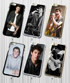 For Apple Iphone And Samsung Galaxy Series Case -Shawn Mendes