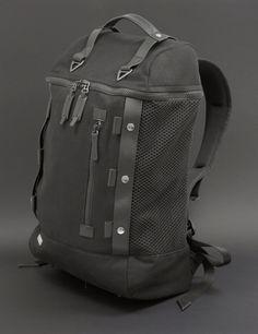 River Backpack by Daniel Valsesia at Coroflot.com