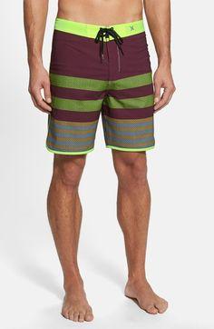 Hurley 'Phantom Warp 4' Board Shorts available at #Nordstrom