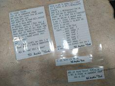 Dopisy od Flinta pro děti