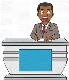A black news anchor reporting the headlines #air #anchor #beam #blackman #breakingnews #broadcast #communicator #coverage #desk #grownup #individual #info #information #interest #job #lineofwork #live #logoplaceholder #male #malereporter #man #news #newsanchor #newsdesk #newsprogram #newsshow #newsvideoplaceholder #newsman #newsperson #newsworthiness #occupation #person #program #programme #reportage #reporter #reporting #send #single #table #task #telecast #televise #transmit #unrecorded…