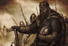 Kuzeyin soğuk denizlerinden Ayasofya 'ya...Vikingler...