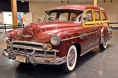 1949 Chevrolet Styleline Deluxe Station Wagon
