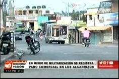 Los alcarrizos Estan los ¨ Al rojo vivo ¨ militarizada por presunta alarma de protesta de los residentes