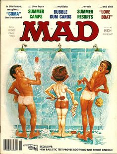 Loved my Mad Magazines!
