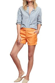 The Best Shorts for Women Over 30 via @PureWow