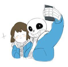 Sans Selfie #Undertale