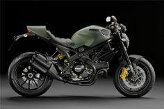 Diesel x Ducati Monster 1100 EVO.