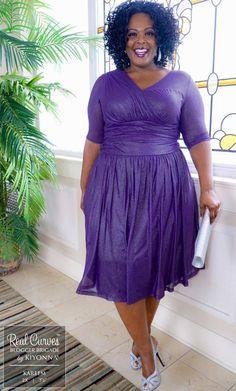 Maxi dress plus size murah hati