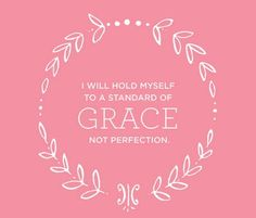 trying to get there. #grace #perfection