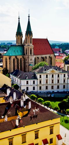 St. Moritz cathedral in Kromeriz - Czech Republic    |   22 Reasons why Czech Republic must be in the Top of your Bucket List
