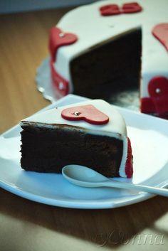 Sabor: Τούρτα με brownies για τα 25 / Brownies cake for 25th