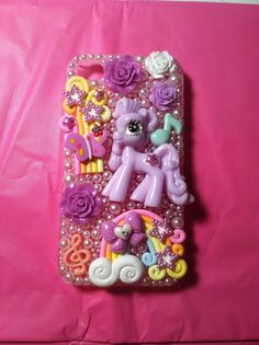 Special order from my shop on Etsy- Cherbearphonecases
