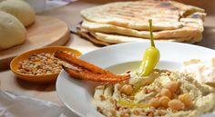 Lemon And Ginger לימון וג'ינג'ר: בלוג אוכל : הכינו :חומוס,צ'יפס ולאפה= 3 מתכונים לאמץ ולהכין שוב ושוב ושוב