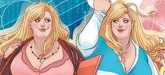 libri che passione: Faith alias Zephyr : prima eroina curvy dei fumett...