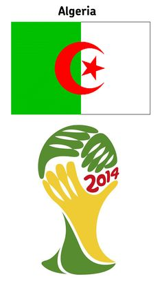 FIFA World Cup 2014 – Algeria | Download iphone 5 Wallpapers, Wallpaper iphone 5