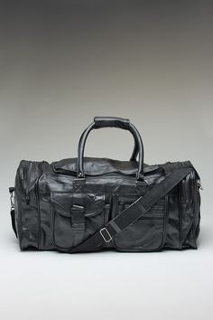 a must have duffle bag