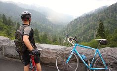 Life on the Line: Cycling Newfound Gap Road (Great Smoky Mountains National Park)
