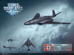 Messerschmitt Me 262 HG III | World of Warplanes