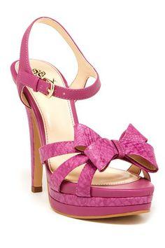 Daena High Heel Sandal by Isola on @HauteLook
