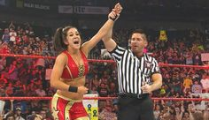 'WWE Monday Night Raw' Results: Bayley Defeated Charlotte — Sasha Banks Has 'Bad…