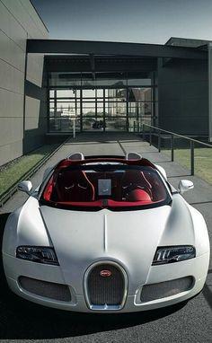 Bugatti Veyron Grand Sport ● ♔LadyLuxury♔