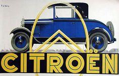 Citroën. Publicidad automoción