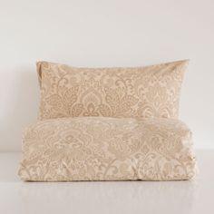 Conjunto de capa de edredão e capa de almofada algodão estampado - Cama - ZARA HOME BASIC | Zara Home Portugal