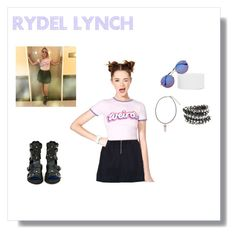 """Rydel Lynch"" by maianathalie on Polyvore featuring Quay e Wet Seal"