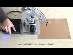 3D printing with robot arm: Turing Dobot arm into a 3D printer! - YouTube