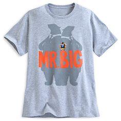 Mr. Big Tee for Men - Zootopia l #disneystud