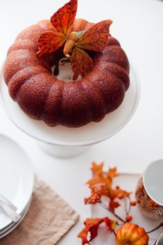 The Perfect Rum Cake