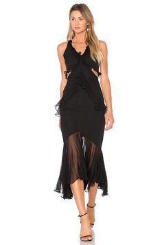 Cinq a Sept Sydney Dress in Black