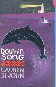 [2nd book: Dolphin Song by Lauren St. John]