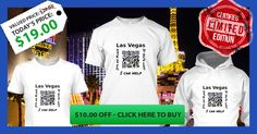 Love Your City Las Vegas? Be tourists-friendly and help visitors find their way around the City. Limited